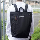 nuttyclothing / CORDURA FABRIC 2WAY BACKPACK BLACK