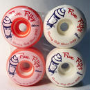 5-50WHEELS(FIVE FIFTY WHEELS)SOFTYS 56MM CRUISERS 硬度80Aクルーザーウィール 550Wheels