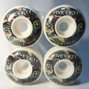 5-50WHEELS(FIVE FIFTY WHEELS)KEVIN TAYLOR GENERALS 54MM 硬度100Aウィール 550Wheels