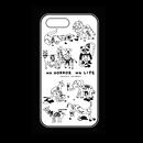 ZOOMBIE iPhoneケース (iPhone7plus・8plus)