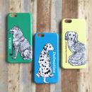 スマホケース・DOGSシリーズ/ Smartphone case