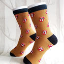 ROCKSOCK Caramel Brown/ ladies socks