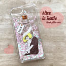 Alice in Bottle グリッターiPhoneケース/ Glitter iPhone case