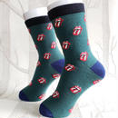 ROCKSOCK Deep  Green/ ladies socks