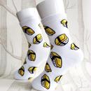 すしソ ホワイト/ Sushi Socks