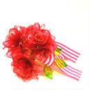 ピンクパールローズのミニ花束