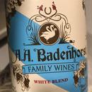AA バーデンホースト ファミリーホワイト 2016 白