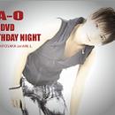 "LIVE DVD『NA-O ""BIRTHDAY NIGHT"" 大阪公演 @amHALL 2012.9.29』"