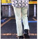 PHINGERIN / BONTAGE PANTS COLOR (mint)