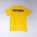 "tr.4 suspension / ""WILLIAM LOGO"" S/S Tee (yellow)"