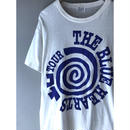 """""""90's THE BLUE HEARTS 凸凹ツアー tee"""" (spice)"""