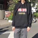 Diaspora skateboards / Twenty One Hooded Sweatshirt  (black)