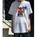 "F-LAGSTUF-F  /  ""KND"" Tee (white)"