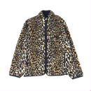 WACKO MARIA / LEOPARD BOA FLEECE JACKET