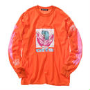 offshore × DRAGON BALL × ZATUON / offs tee (orange)