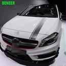 【送料無料!】ベンツ ステッカー ボディ サイド 4点セット Mercedes benz ボンネット リア【新品】