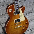 エレキギター レスポール LP 弦 ジミーペイジ好きに マホガニー ブラウン 39インチ