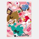 ポストカード Alice in Wonderland 封筒付き