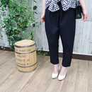SARROUEL PANTS navy