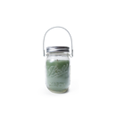 farm to table jar candle green apple