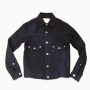 OCCUPY Denim Jacket Black