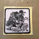 TMGE   WORLD PSYCHO BLUES  Patch