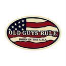 OG823 Born in the USA Sticker