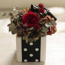 dot RED rose BOX