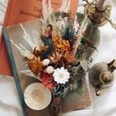 orange ash bouquet