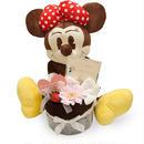 世界一可愛いミニーマウス♪[ミニー]のオムツケーキ(1段)
