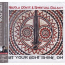 Nicola Conte / Let Your Light Shine On / CD