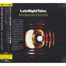 BADBADNOTGOOD / LATE NIGHT TALES / CD