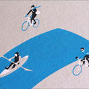 Bicycle   Handkerchief