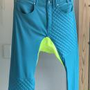 Leather pants  (Blue)