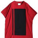 SHAREEF SHADOW JQ DOLMAN S/S BIG-T(Red)
