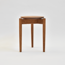Round Stool / Nara Basic brown
