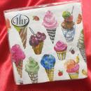 PaperTowel Ice Creams