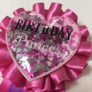 Birthday Princess Rosette