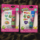Shopkins Lip Balm&Stickers