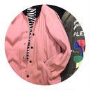 Baby Pink Pharaoh Coat