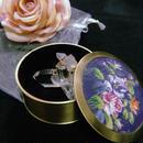 Fringe Studio Round Jewelry Box