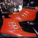 UnderGround Buckle Boots