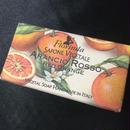 Florinda Soap Red Orange