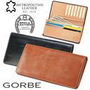 GORBE ブライドルレザー長財布