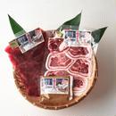 上選 夏冬イノシシ食べ比べ鍋セット(400g)2~3人前