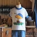 70s~80sヴィンテージウッドストックTシャツ
