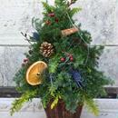 miniクリスマスツリー ご予約開始 発送開始は11月20日以降 出来次第順次発送いたします。