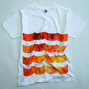波図Tシャツ