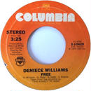 Deniece Williams ‎– Free / Cause You Love Me Baby