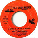 Delfonics, The – Didn't I (Blow Your Mind This Time) / Down Is Up, Up Is Down
